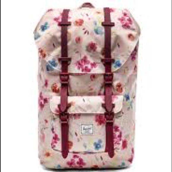 e0ae3eddac9c Herschel Supply Company Handbags - Herschel Little America Floral Backpack